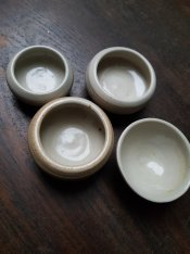ceramic bowls made by Ida
